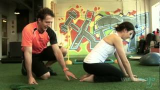 Exercises and Stretches for Shin Splints