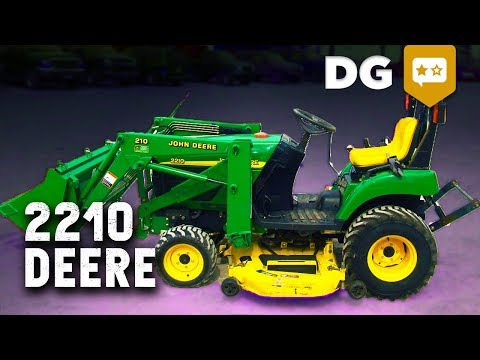 Everything You Wish You Knew About A John Deere 2210