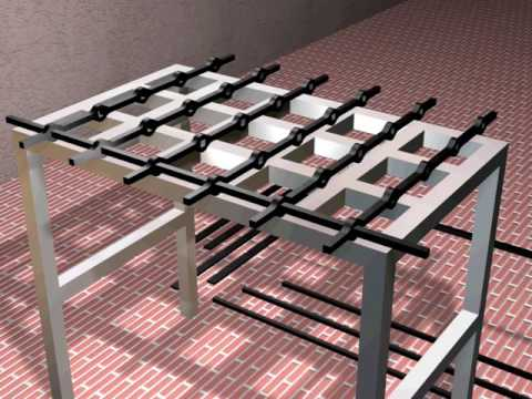 Istruzioni assemblaggio inferriata con barre forate e - Barre antintrusione per finestre ...