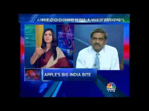 #CookCourtsIndia: The India Pitch - D Shivakumar, CEO of PepsiCo India
