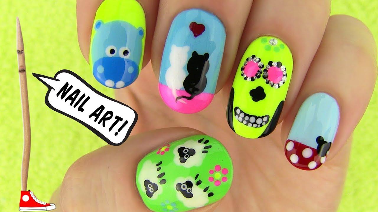 nails nail art tutorial