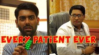 FilterCopy | Every Patient Ever | Ft. Kartik Krishnan, Dhruv Sehgal, Ashish Verma, Banerjee