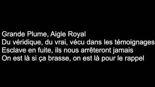 Manu Militari x Souldia - Le Rappel (Lyrics)
