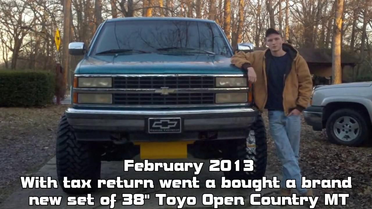 1993 Chevrolet K1500 Truck Project Youtube