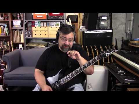 1989 Ibanez RG760 with Seymour Duncan Full Shred