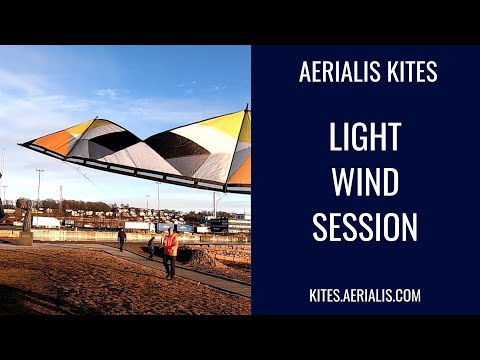 Light Wind Session
