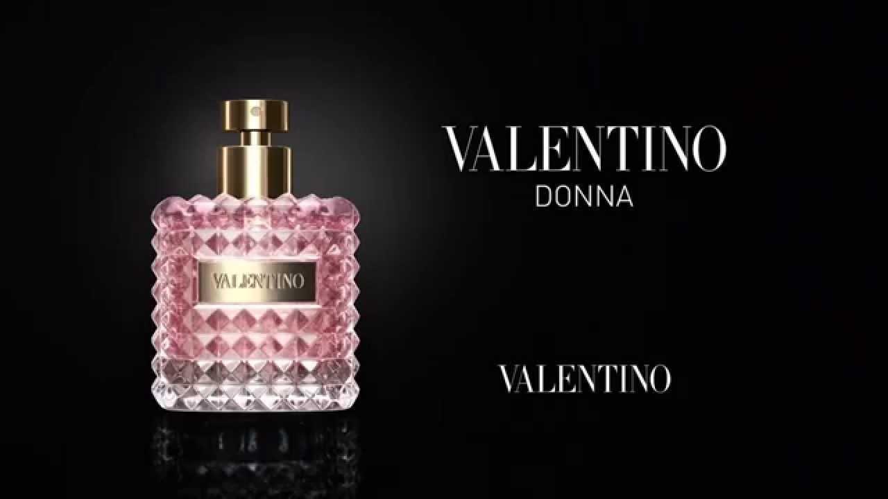 Valentino Parfum Donna YouTube