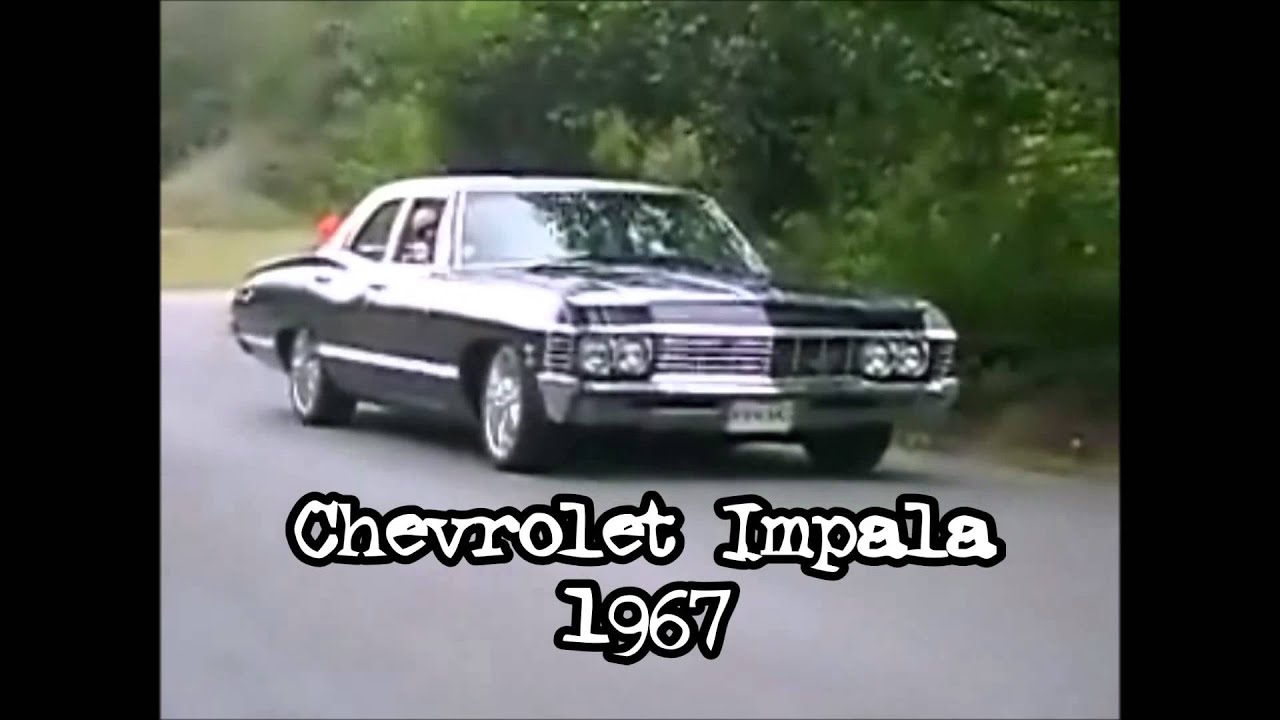 Chevrolet Impala 1967 Burnout Youtube