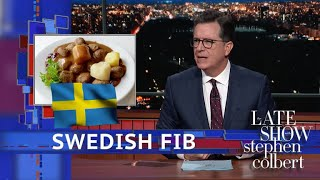 Swedish Meatballs Aren't Really Swedish