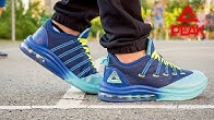 Взуття баскетбольне чоловіче E72051A-BLU ✓ PEAK Sport - Duration  22  seconds. 9e67648475916
