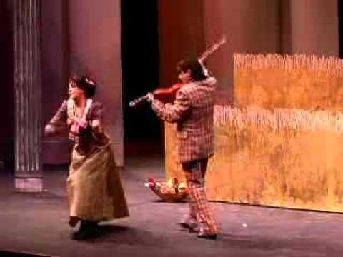Performance -- Loyola Opera -- Orpheus in the Underworld -- Act 1