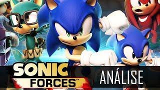 SONIC FORCES : Vale ou não a pena jogar