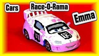 Cars Race-O-Rama Custom Emma with Gerald, El Guapo and Stinger, and more Pixar Cars