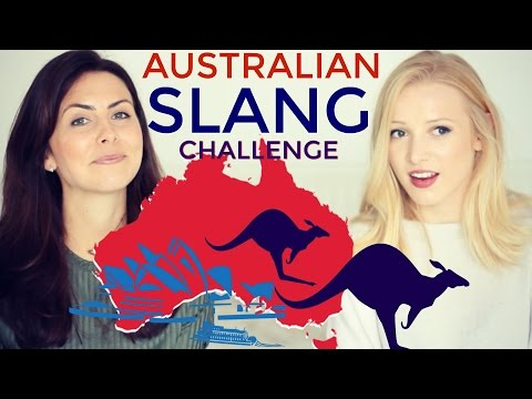 Australian vs British SLANG   English Vocabulary and phrases with Lucy!