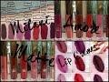 New Milani Amore Matte Lip Creme's (all shades)