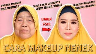 Cover images Cara Makeup Untuk Nenek USIA 70th Keatas!! MAKEUP VIRAL !! TRENDING