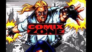 Пограти у Comix Zone на android