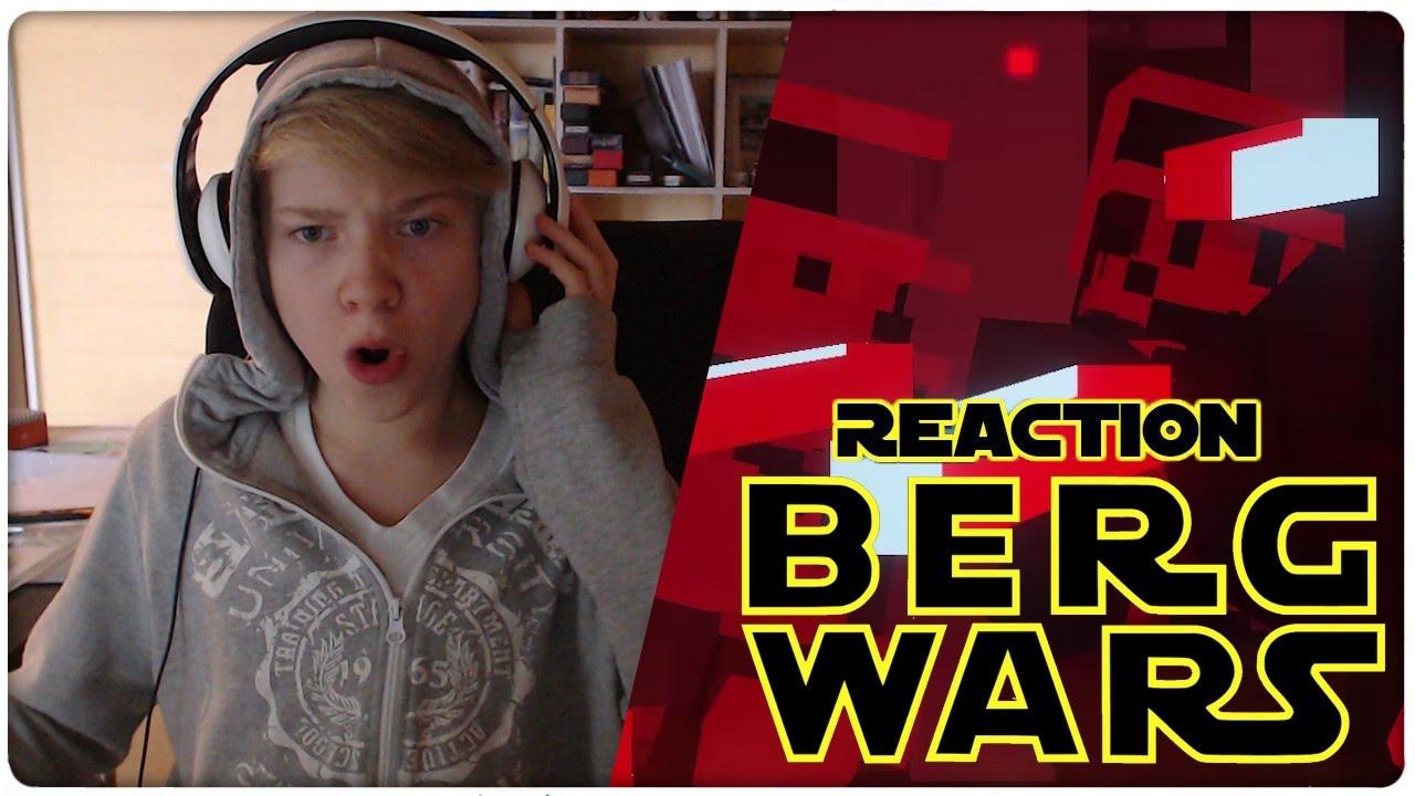 #BergWars Trailer Reaction | BroBastii - #BergWars Trailer Reaction | BroBastii
