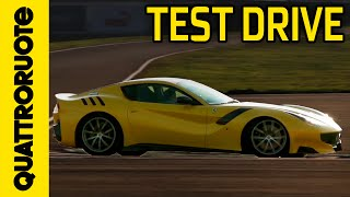 Ferrari F12tdf 2016 Videos