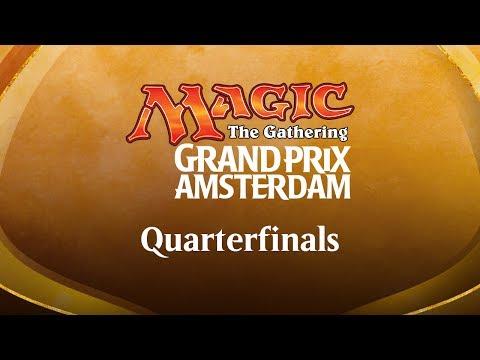 Grand Prix Amsterdam 2017 Quarterfinals