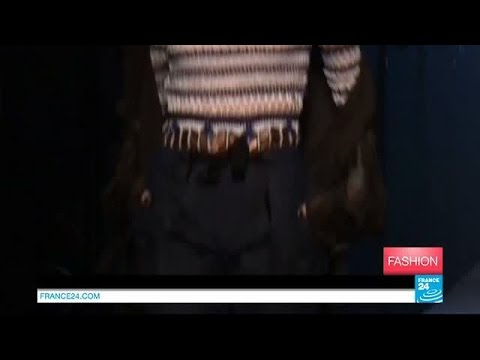 Haute Couture: Jean Paul Gaultier inspired by French region of Brittany