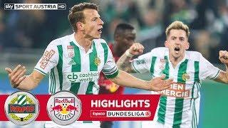 Highlights: tipico Bundesliga, 19. Runde: SK Rapid Wien vs. FC Red Bull Salzburg 2:0