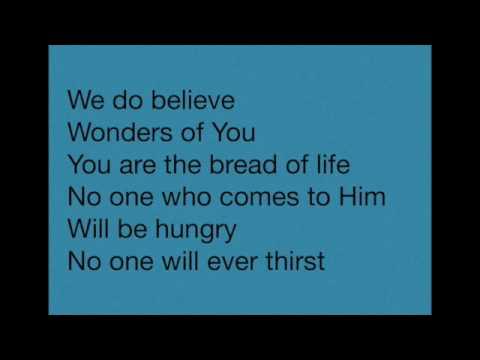 Feed Us O Lord