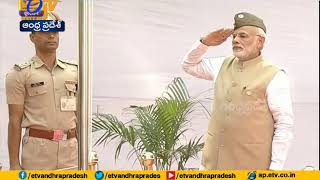 PM Modi Hoists Tricolour | at Red Fort on 75th Anniversary of | Azad Hind Government