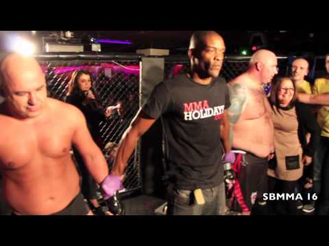 SBMMA 16, JOHN KELLY'S FIGHT. SOUND SUPREME_TV. 25TH NOV 2012
