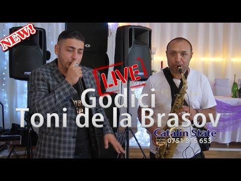 Toni de la Brasov - Godici Tunete si Fulgere - LIVE - Jocuri - NOU - Botez Germania Contesa