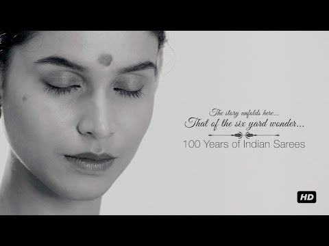 100 Years Of Indian Saree