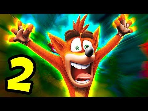 THIS WAS A MISTAKE | Crash Bandicoot N'Sane Trilogy - Part 2
