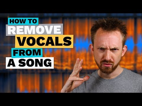 How to Remove Vocals from a Song (Best Software)из YouTube · Длительность: 4 мин55 с