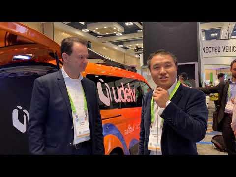 Startup Showcase: Udelv - Autonomous Van For Last-mile Delivery