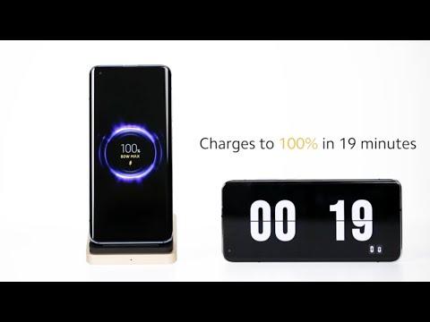 Xiaomi 80W Wireless Charging Fills 4,000mAh Cell in 19 Mins