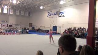 Sabrina | meet 2 | USAG level 4 Thumbnail