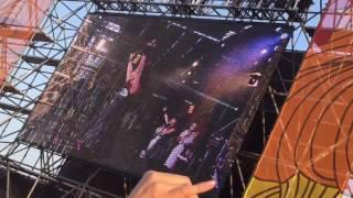 8/12 SUN STAGE 17:00〜