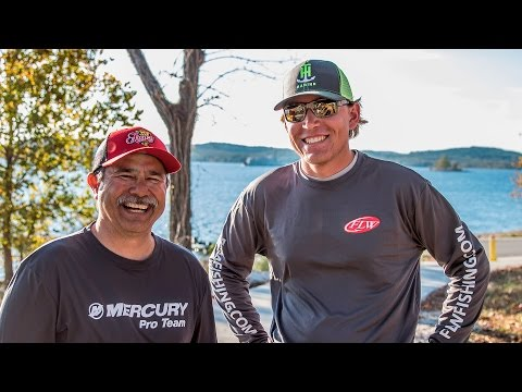 Costa FLW Series Championship | Wrapping Up Practice at Table Rock