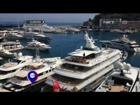 Pesona Negeri Mungil Nan Mewah, Monaco - NET12