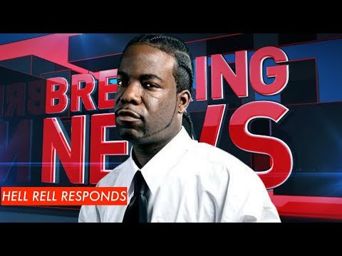 BREAKING NEWS: Hell Rell RESPONDS to SECOND VIOLATION INCIDENT | Salute to Hell Rell RUGAAA