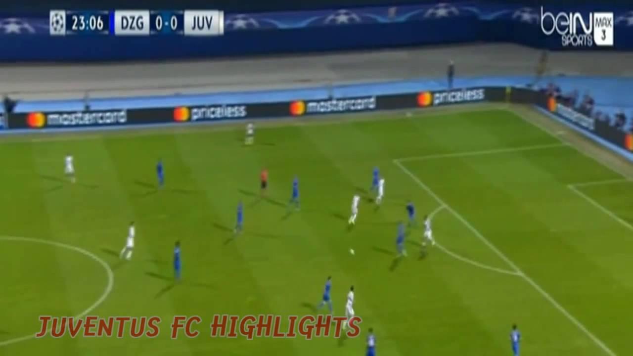 Download Dinamo Zagreb - Juventus (0-4) ●All Goals● 09/27/2016