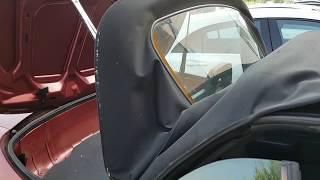 Astra G Cabrio Verdeck ohne Funktion, Schwerpunkt Hydraulik Softtop