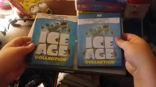 Ice Age 5-Movie Collection Blu-ray Unboxing