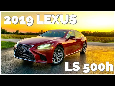 2019 Lexus LS 500h Review: How Good Is the Interior?