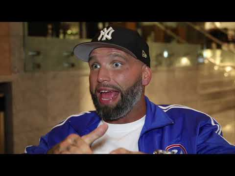 'I HAVE BEEN IN THE SAME SITUATION AS TYSON FURY, WHERE I WANTED TO END MY LIFE' - TRAVIS KAUFFMAN