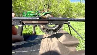 French Chauchat - Machine Rifle CSRG 1915