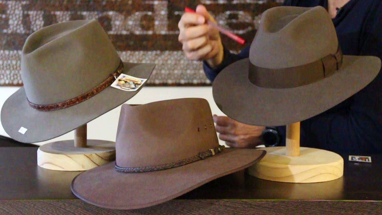 f73f0c0006d Akubra Fawn Colour Review - Hats By The 100 - YouTube