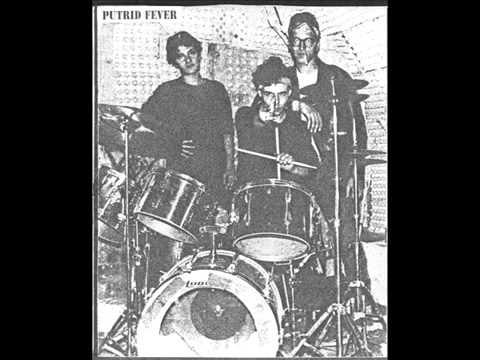 Putrid Fever - Aikido (hardcore punk Italy)
