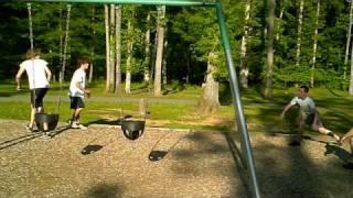 Wrestler Training - Playground Training - Richmond, Va