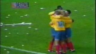 Cinco Cero 5 - 0 Colombia Argentina Todos los goles